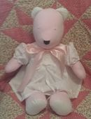 Christening Gown Bear